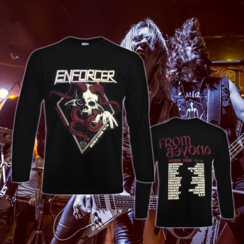 ENFORCER - From Beyond Tour Longsleeve