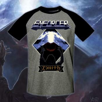 ENFORCER - Zenith Raglan T-Shirt