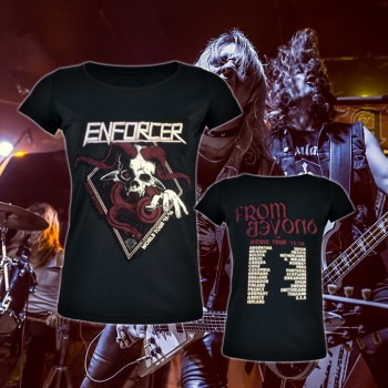 ENFORCER - From Beyond Tour Girlie
