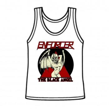 ENFORCER - The Black Angel Tank-Girlie