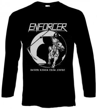 ENFORCER - Death Rides This Night Longsleeve