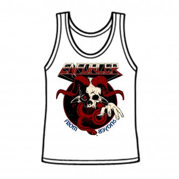 ENFORCER - From Beyond weißes Tank Shirt, S