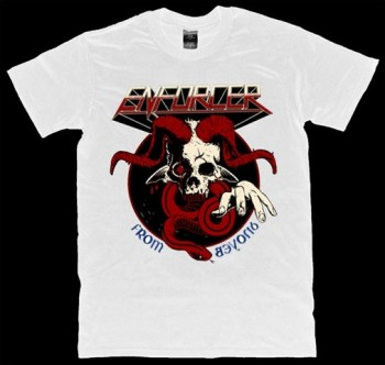 ENFORCER - From Beyond weißes T-Shirt