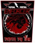 ENFORCER - Total Metal Backpatch