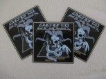 ENFORCER - From Beyond (3er Set)  Sticker / Aufkleber