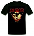 ENFORCER - Into The Night T-Shirt, L
