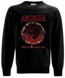 ENFORCER - Death By Fire Sweat-Shirt, M