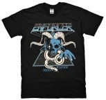 ENFORCER - From Beyond Black T-Shirt, XXL